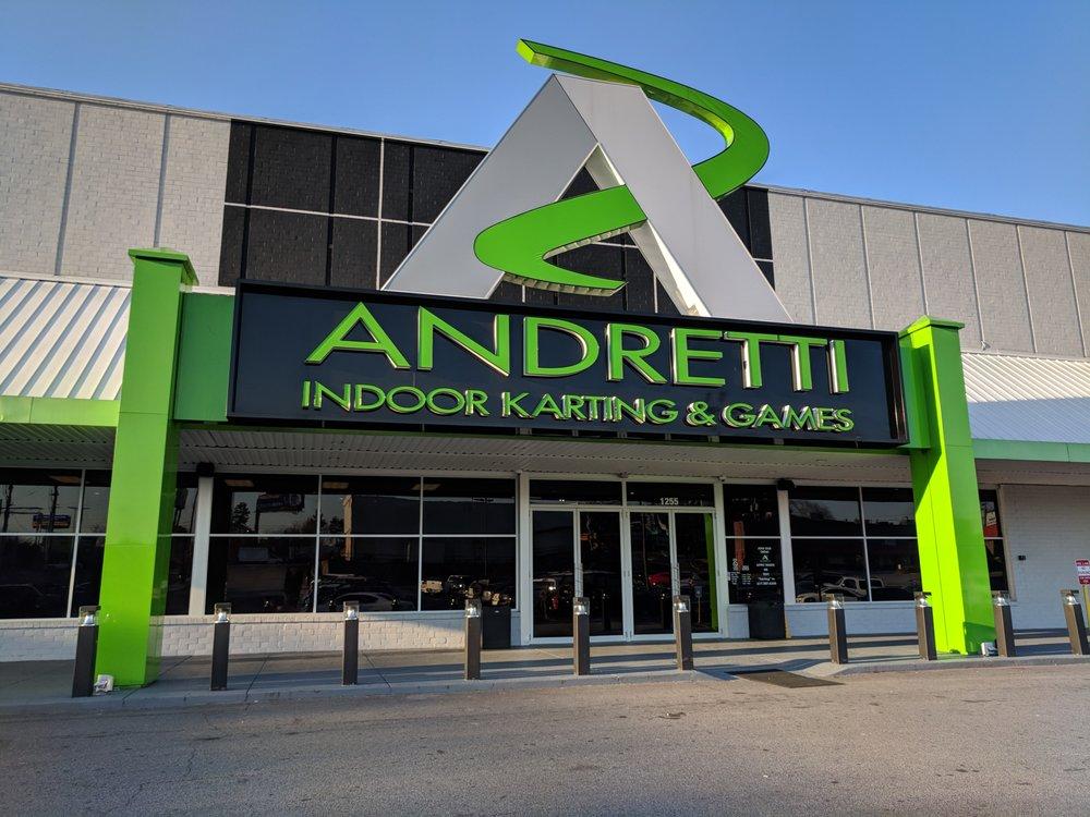 Andretti Indoor Karting & Games - Marietta