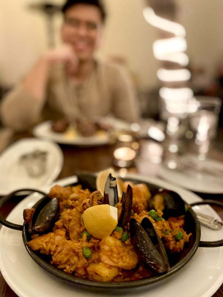 Catalan Mediterranean Cuisine: 70026 Hwy 111, Rancho Mirage, CA