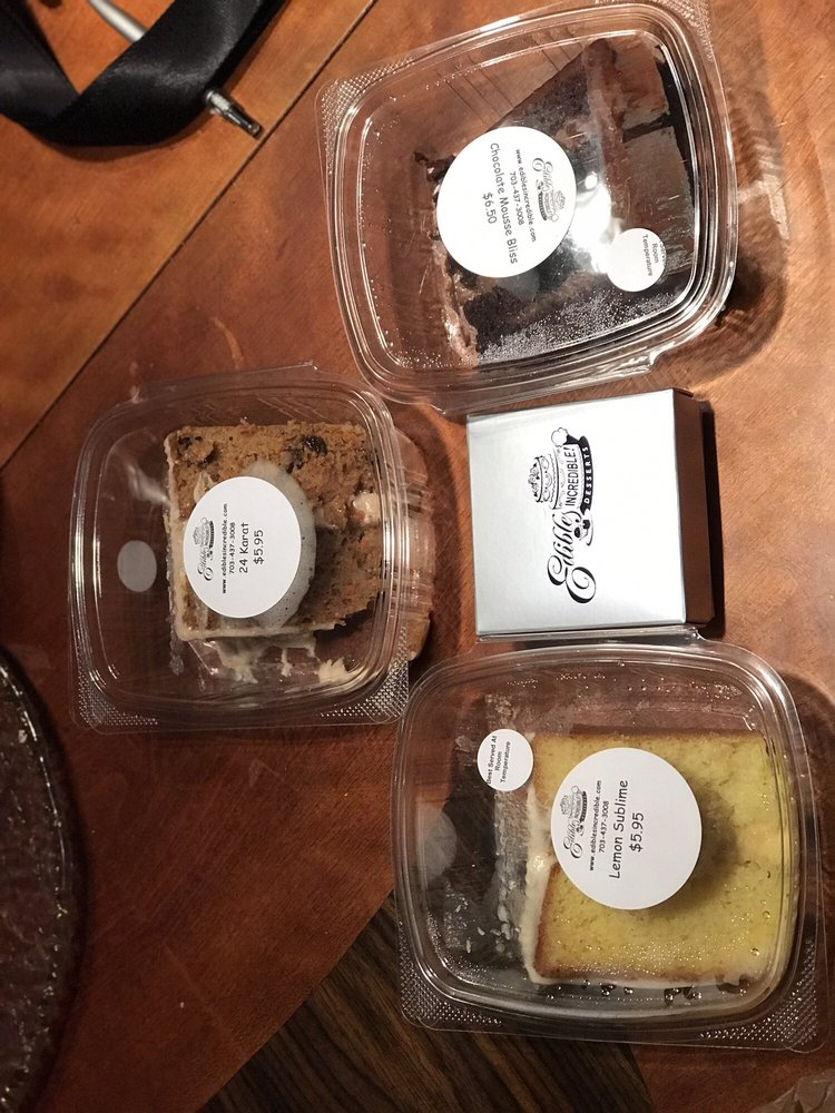Edibles Incredible Desserts: 22735 Executive Dr, Sterling, VA