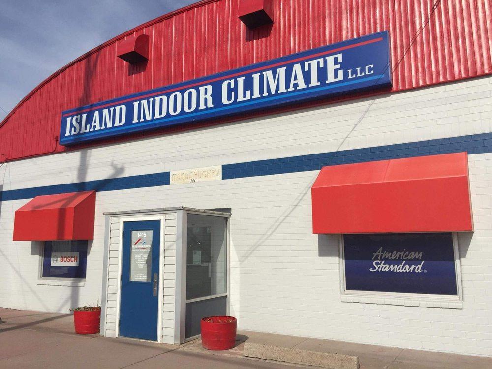 Island Indoor Climate: 1415 S Webb Rd, Grand Island, NE
