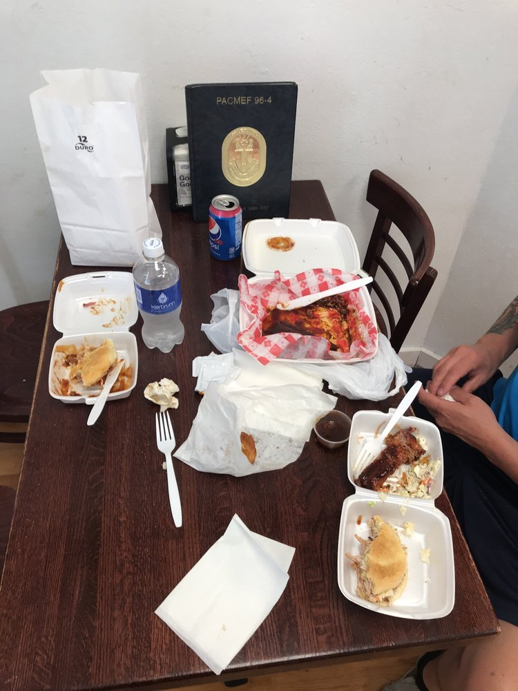 Carrol Lou's Smokehouse: 2612 N Martin Luther King Jr Dr, Decatur, IL