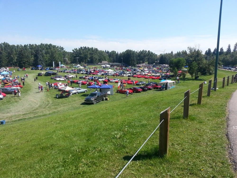 Stanley Park Car Show Calgary