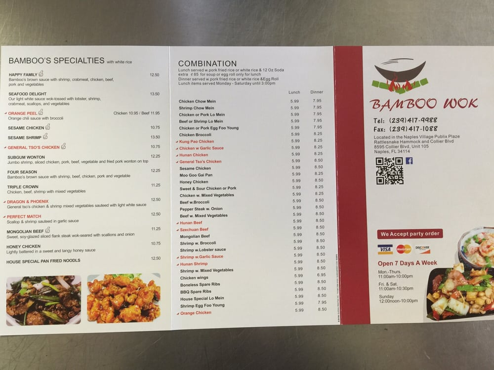 Chinese Food Naples Fl