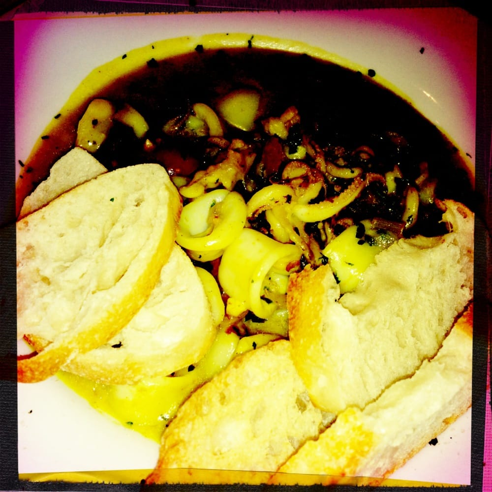 Calamari picante al azafran yelp for Artistic cuisine palatine il