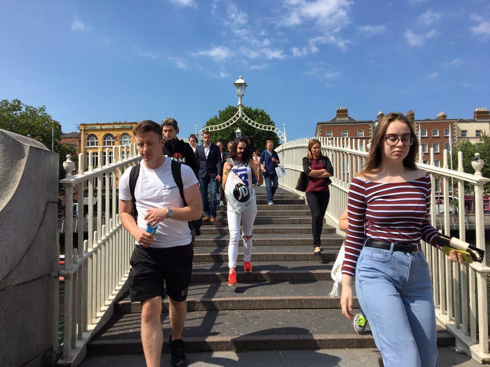 Ha Penny Bridge 37 Photos Amp 20 Reviews Landmarks
