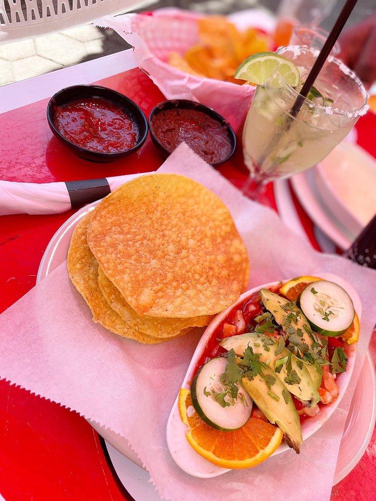 El Paso Mexican Grill: 110 N Ashley St, Valdosta, GA