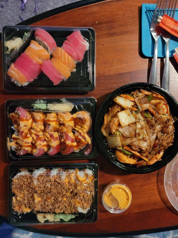 Sawasdee Thai & Sushi: 112 Abbeyville Rd, Pittsburgh, PA