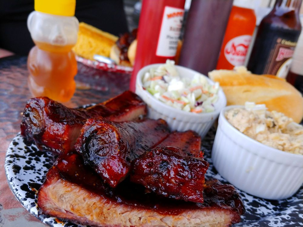 Moose Creek BBQ: 3617 172nd St NE, Arlington, WA