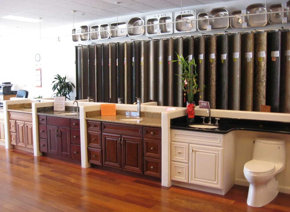 photos for kz kitchen cabinet stone yelp. Black Bedroom Furniture Sets. Home Design Ideas