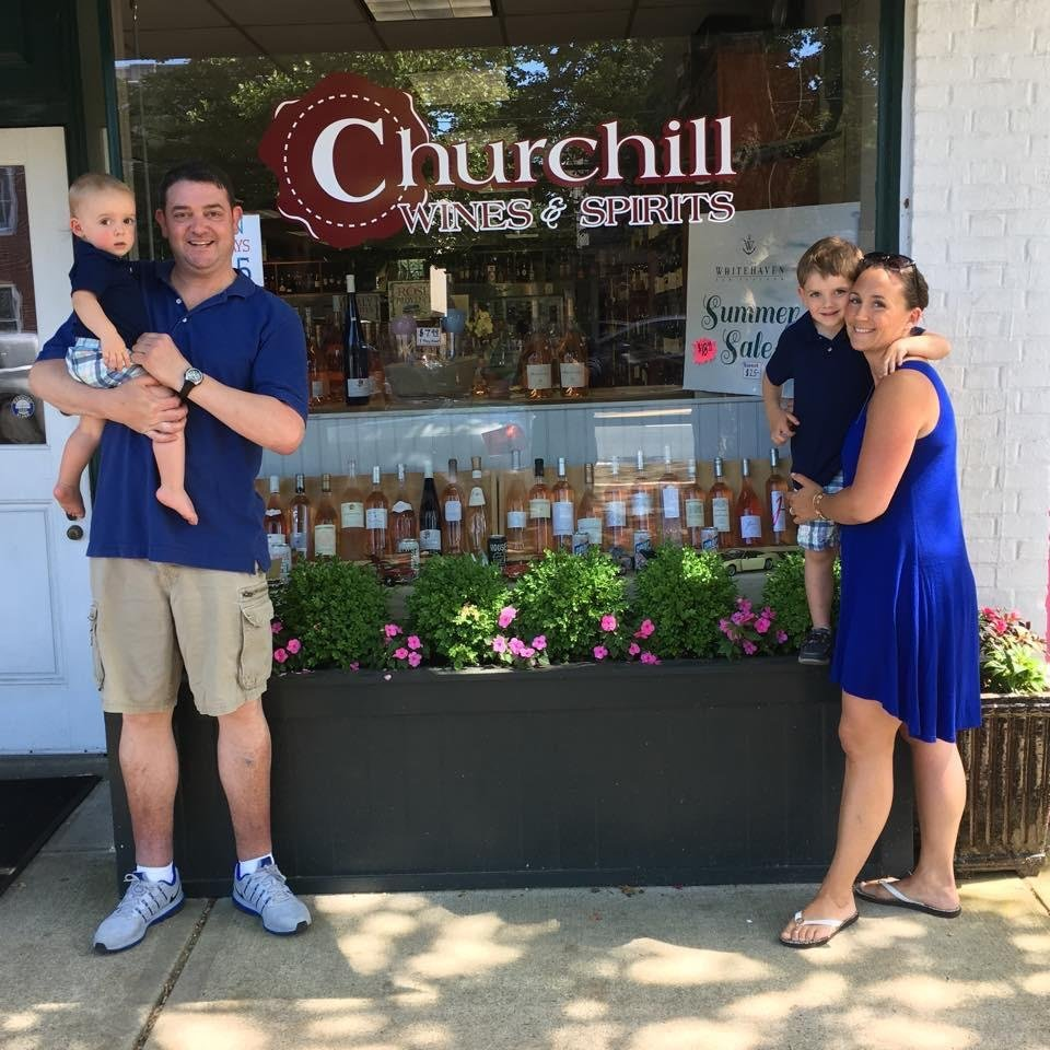 Churchill Wines & Spirits: 2489 Main St, Bridgehampton, NY