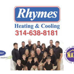 Photo Of Rhymes Heating And Cooling Afton Mo United States