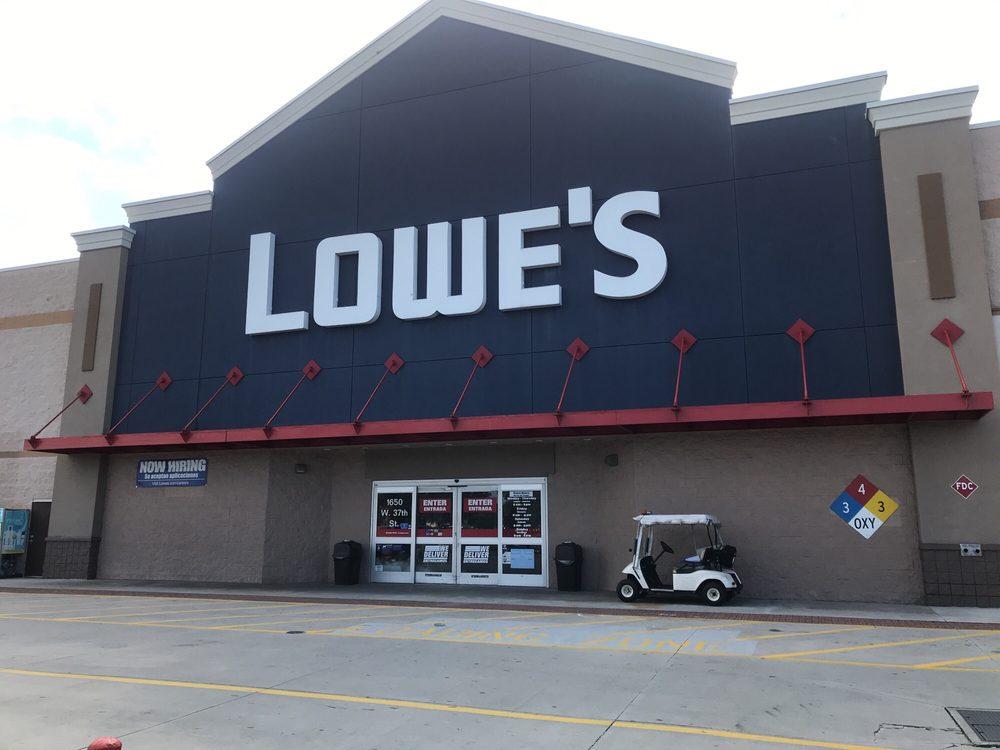 Lowe S Home Improvement Hialeah Fl