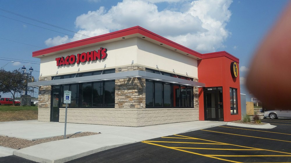 Taco John's is a Cheyenne, Wyoming-based fast-food restaurant featuring Mexican-inspired fast food (which it calls