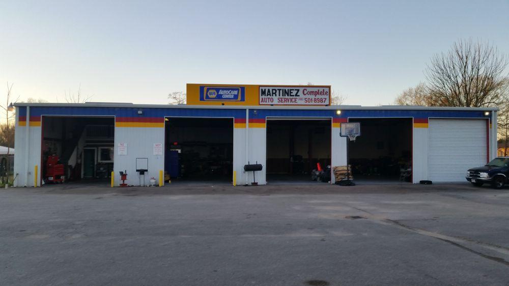 Martinez Complete Auto Service: 14502 Eagle Pass St, Houston, TX