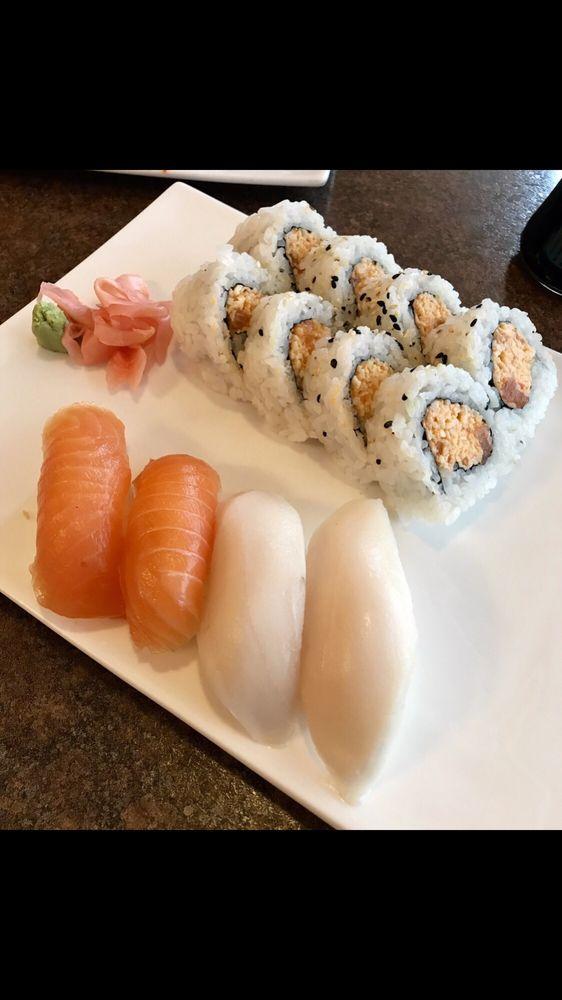 Sushi Sakura: 1310 Ocean Beach Hwy, Longview, WA