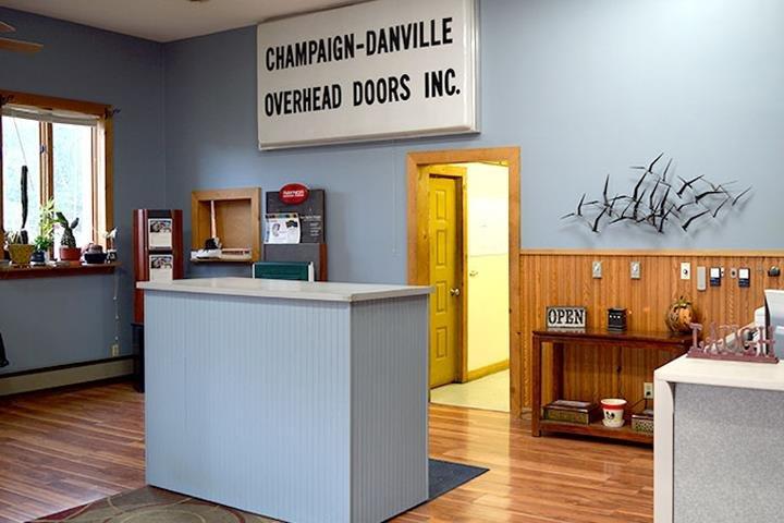 Champaign-Danville Overhead Doors: 305 S E Ave, Ogden, IL