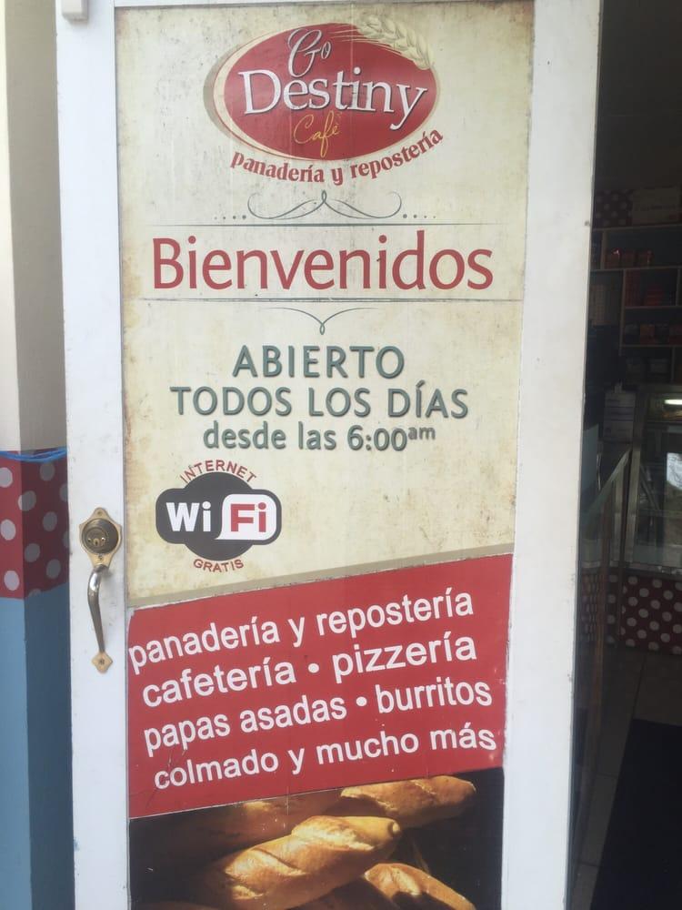 Go Destiny Cafe: Carretera 518, Adjuntas, PR