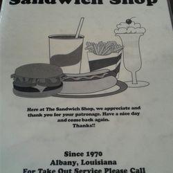Erdey's Sandwich Shop