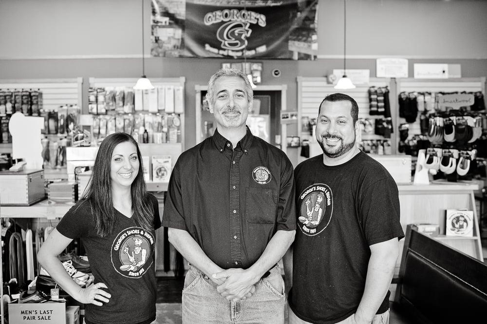 George's Shoe Store & Repair: 3673 Lexington Ave N, Arden Hills, MN