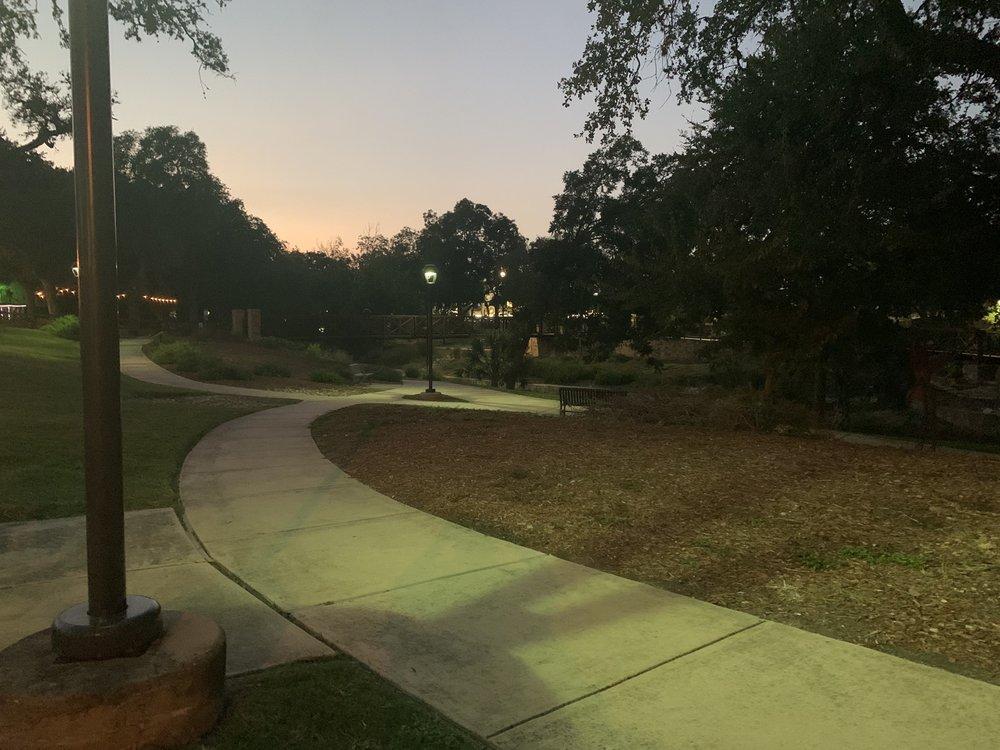 Social Spots from Walnut Springs Park