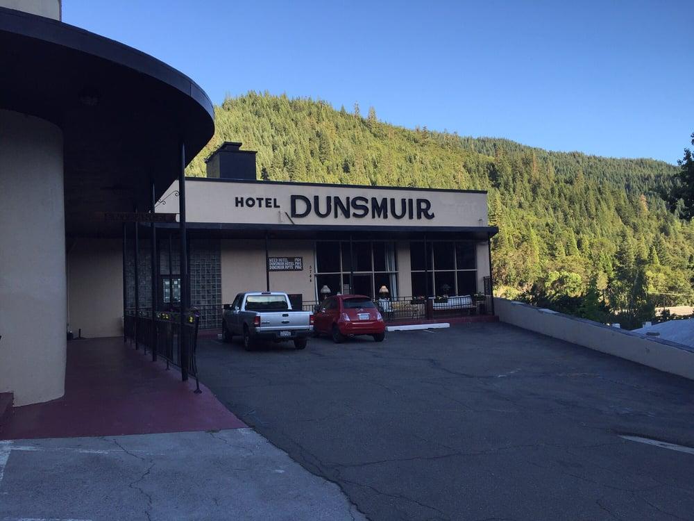 Dunsmuir Hotel Rooms