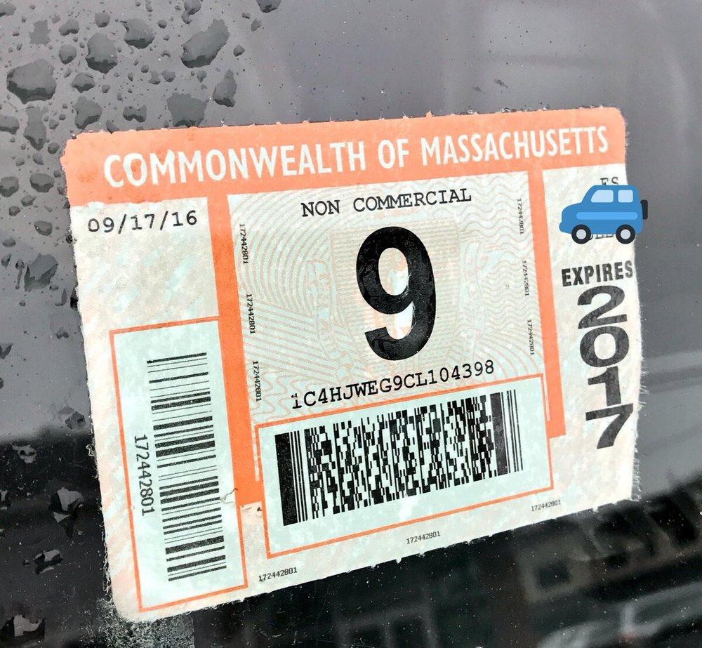 Massachusetts State Inspection Facility