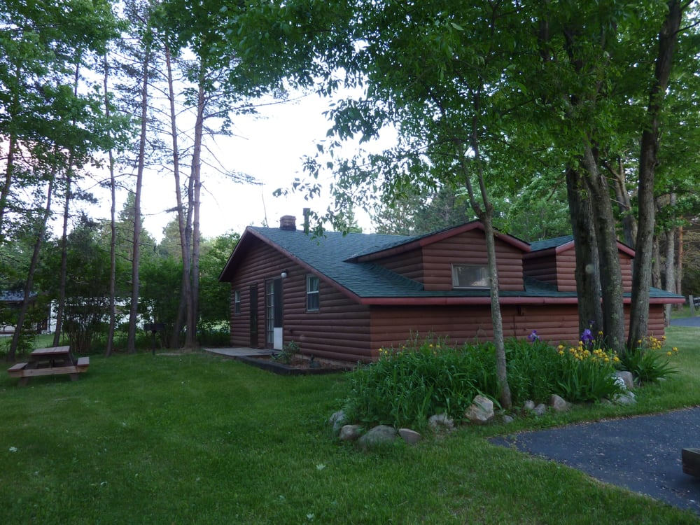 Edgewater Resort Country Log Cabins Vacation Rentals