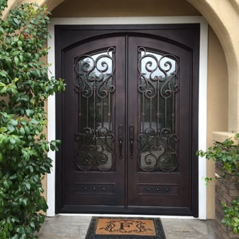Photo of Universal Iron Doors - North Hollywood CA United States. Venetian dark & Universal Iron Doors - 94 Photos u0026 63 Reviews - Door Sales ... pezcame.com