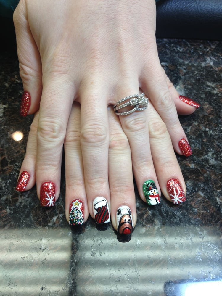 CM Nail Spa: 14011 W Greenfield Ave, New Berlin, WI