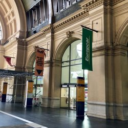 Europcar Car Rental Im Hauptbahnhof 1 Gallus Frankfurt Hessen