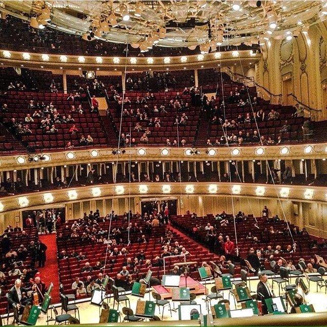 Restaurants Near The Chicago Symphony Orchestra