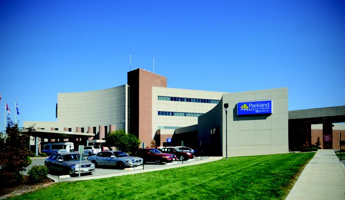 Parkland Health Center - Hospitals - 1101 W Liberty St ...