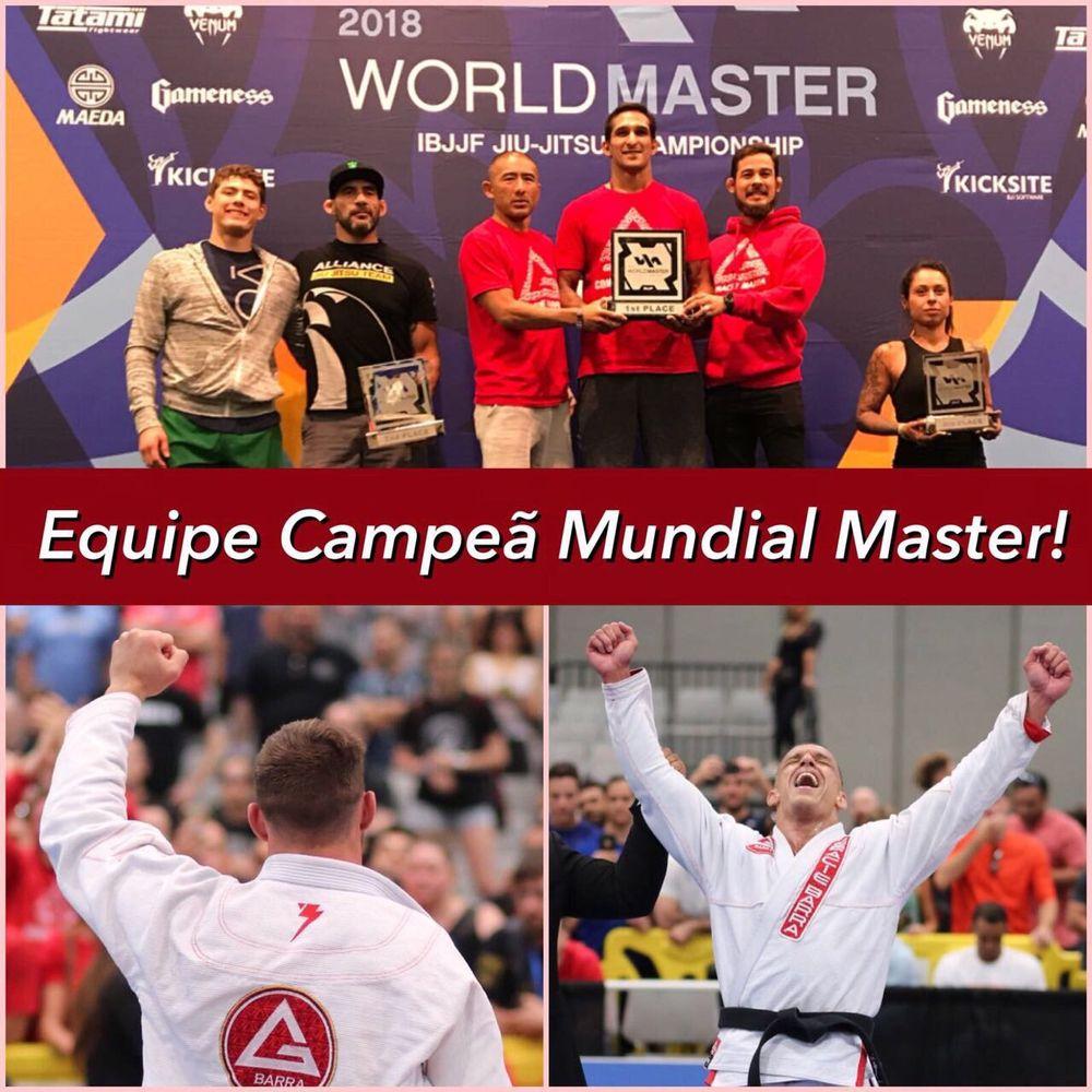 Gracie Barra Riverside Brazilian Jiu Jitsu Martial Arts: 2050 E La Cadena Dr, Riverside, CA