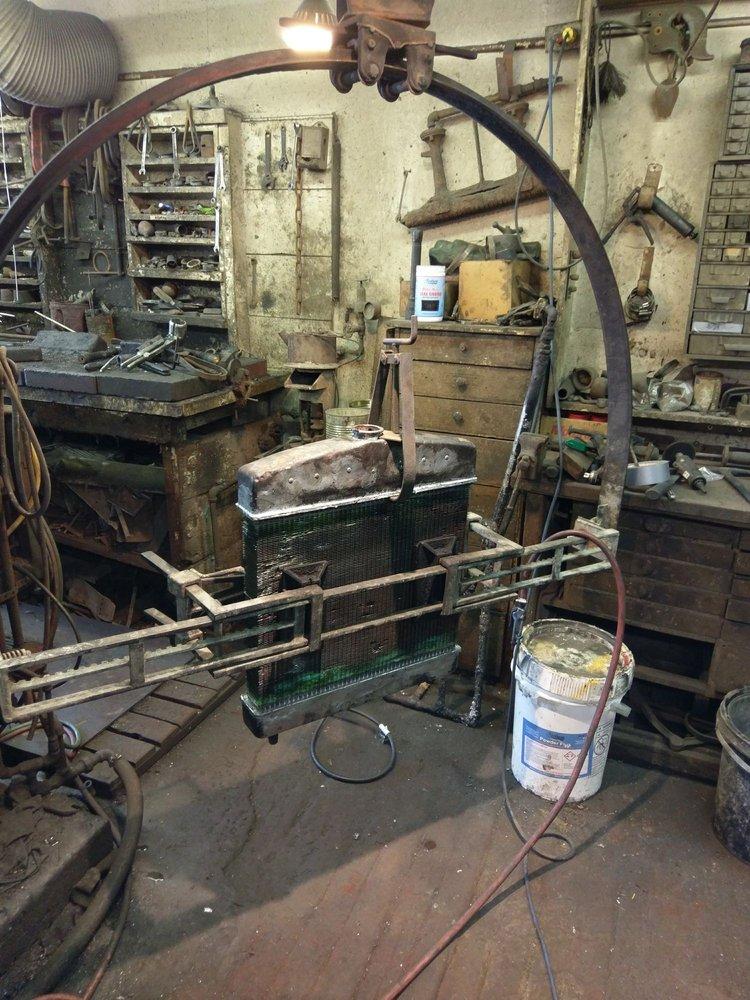 Cooks Radiator Shop: 1812 1st St, Baker City, OR