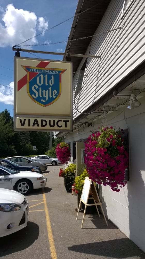 Viaduct Bar: 1701 W McMillan St, Marshfield, WI