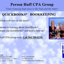 Feds Release New Guidance On 504 >> Person Cpa Group Request A Quote 14 Photos Tax Services 3200