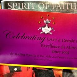 Spirit of Faith Christian Center - 16 Reviews - Churches ...