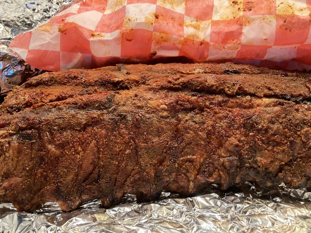 Hillbilly Red's Barbeque: 353 E Williamsburg Rd, Sandston, VA