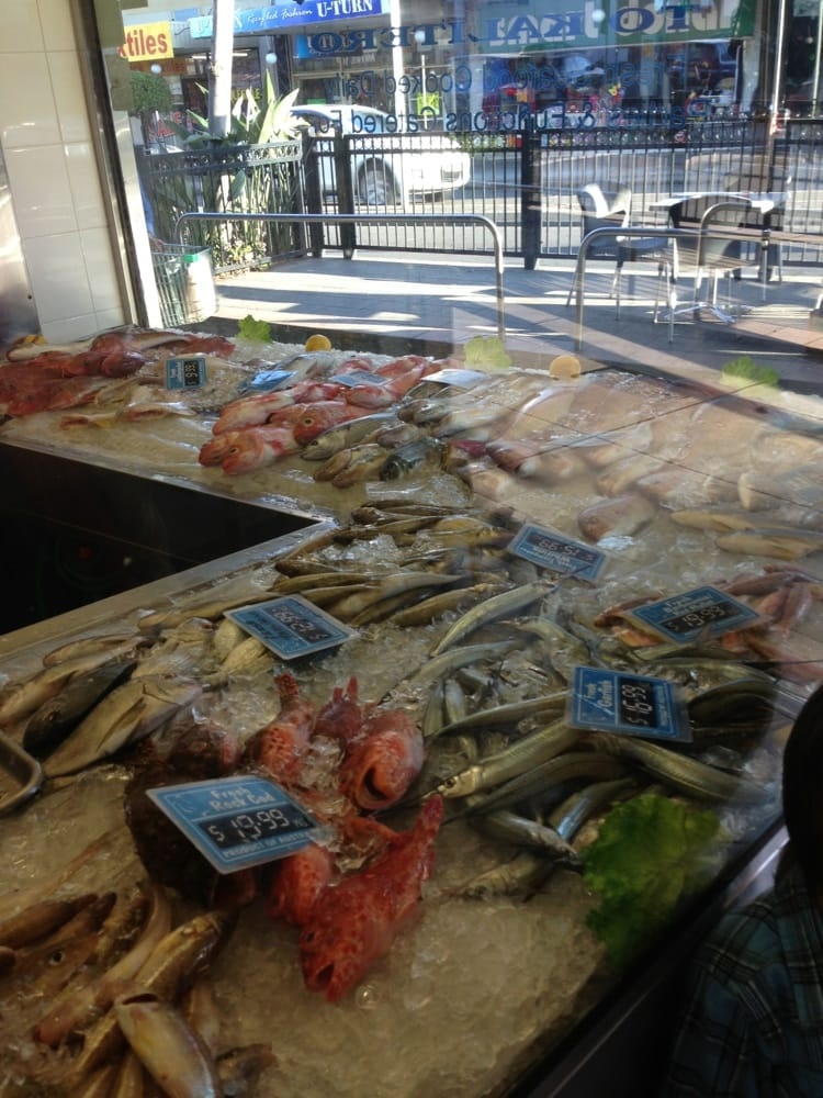 Marrickville seafood seafood markets 187 marrickville for Where can i buy fresh fish near me