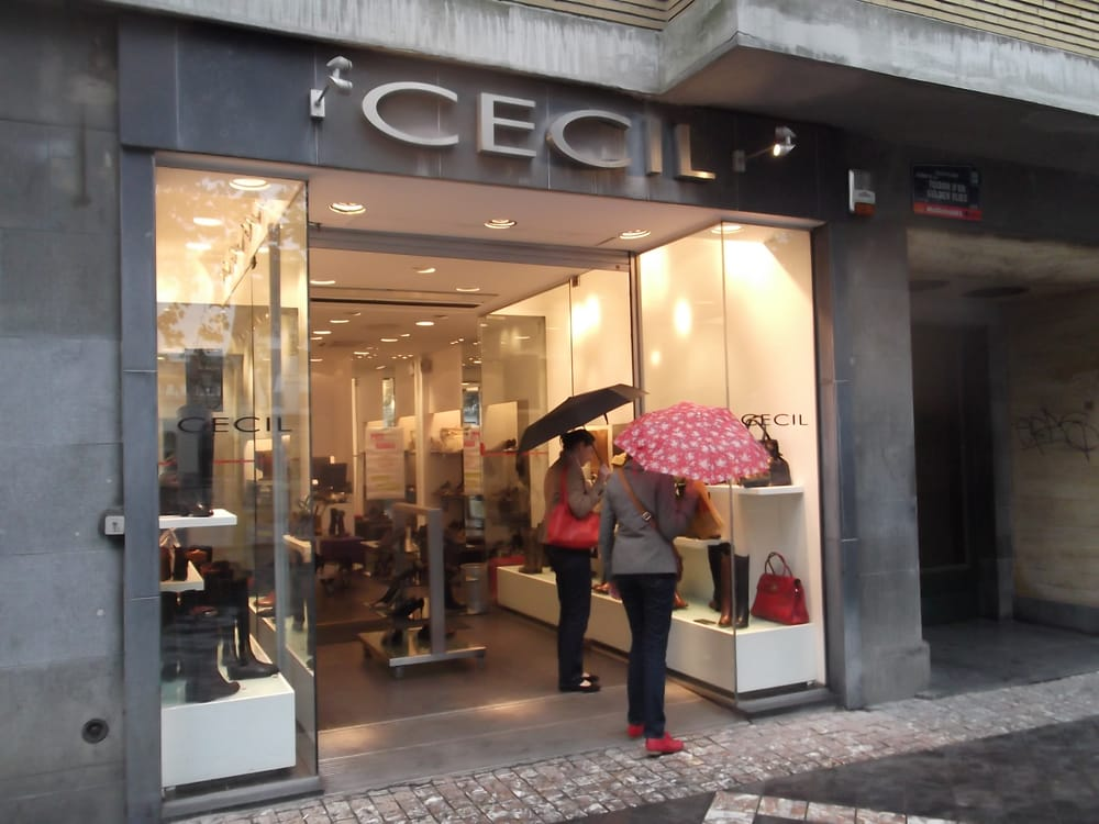 wholesale price low priced large discount Chaussures Cecil - CLOSED - Shoe Shops - Avenue de la Toison ...