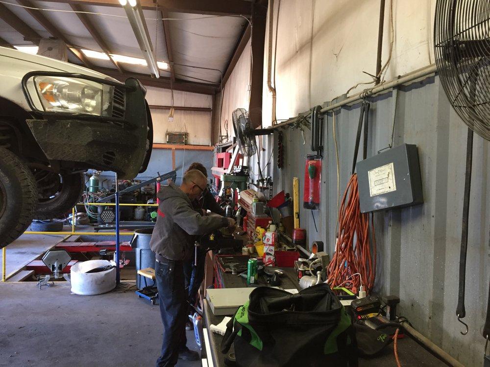 OneWay Automotive Service: 40 N Washington St, Ardmore, OK