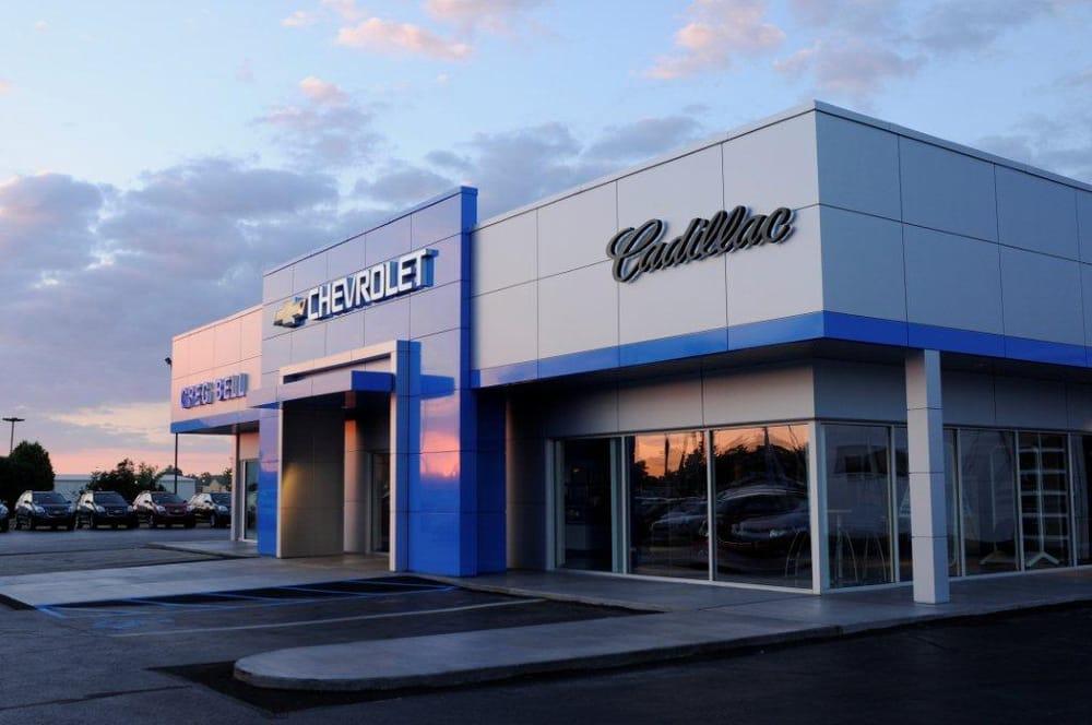 Greg Bell Chevrolet Cadillac: 1313 E US Hwy 223, Adrian, MI