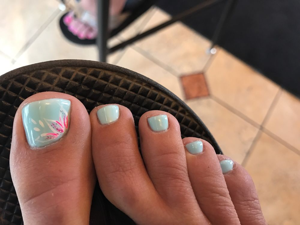 Exciting Nail And Spa Portland Me