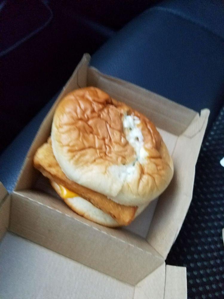McDonald's: Mile 36 Cimarron Tpke, Pawnee, OK