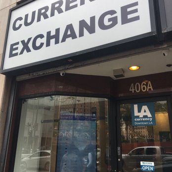 Foreign Currency Exchange Long Beach Ca