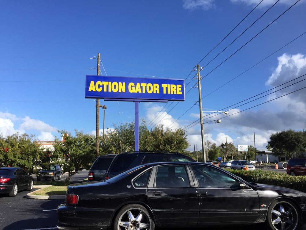 Used Tires Orlando Fl Pine Hills Fl Two Guys Tires And Auto >> Top Tire Shop Auto Repair Ocoee Fl Action Gator Tire