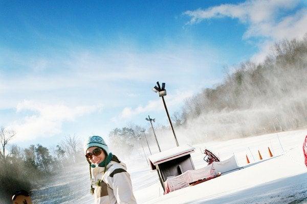 Cloudmont Ski and Golf Resort: 721 County Road 614, Mentone, AL