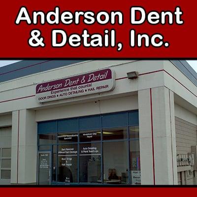 Anderson Dent & Detail: 3201 Hwy 13 W, Burnsville, MN