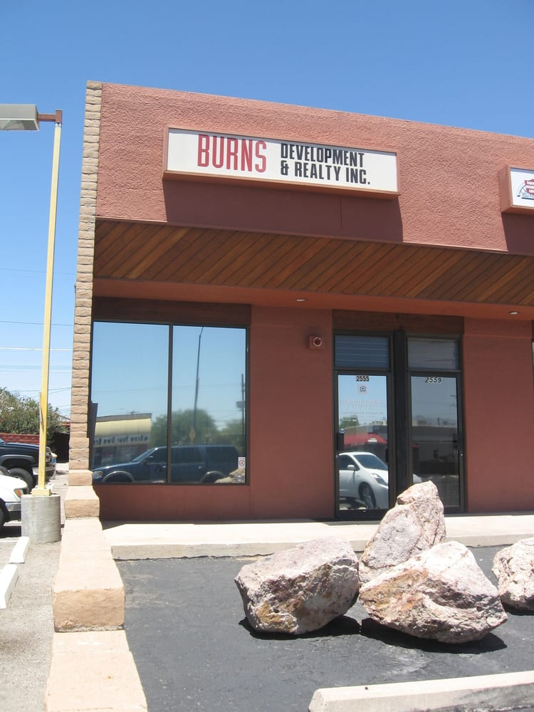 Burns Development and Realty Inc