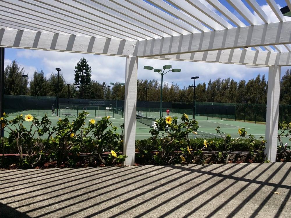 Waialae Iki V Tennis Courts